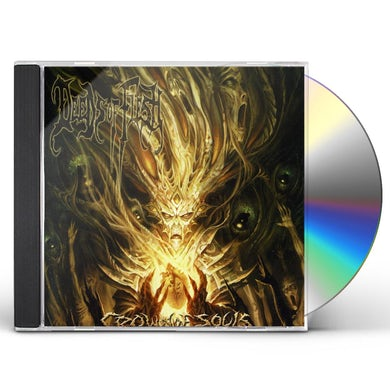 Deeds Of Flesh CROWN OF SOULS CD