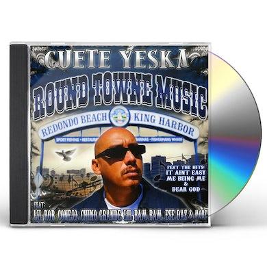 Cuete Yeska ROUND TOWNE MUSIC 2 CD