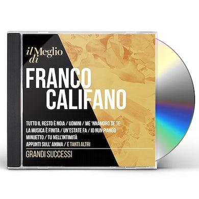 IL MEGLIO DI FRANCO CALIFANO: GRANDI SUCCESSI CD