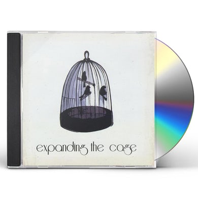 Rock Bottom EXPANDING THE CAGE CD