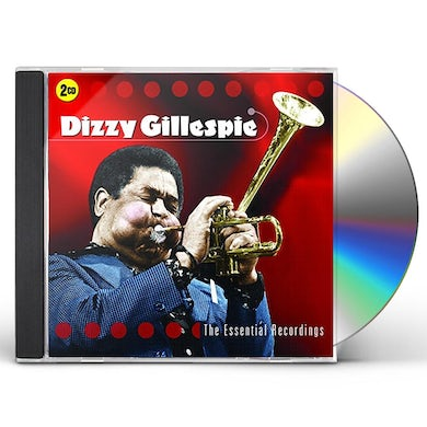 Dizzy Gillespie ESSENTIAL RECORDINGS CD