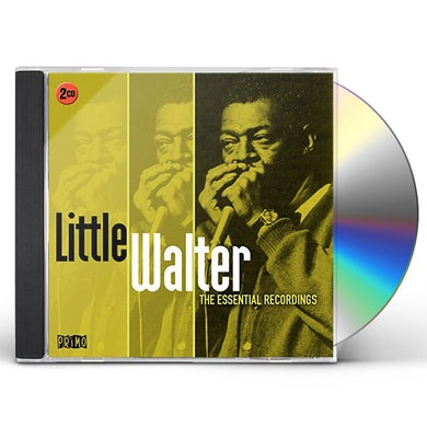 Little Walter ESSENTIAL RECORDINGS CD