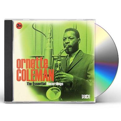 Ornette Coleman ESSENTIAL RECORDINGS CD