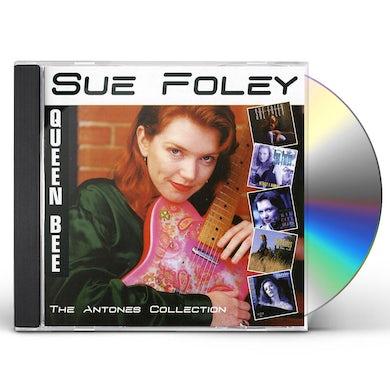 Sue Foley QUEEN BEE: ANTONES COLLECTION CD