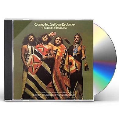 COME & GET YOUR REDBONE (BEST OF) CD