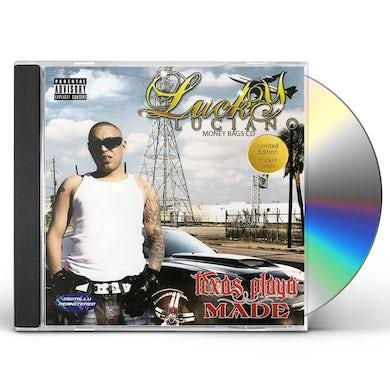 TEXAS PLAYA MADE CD