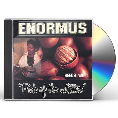 Enormus SEEDS PICK OF THE LITTER 1 CD