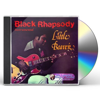 Little Beaver BLACK RHAPSODY (INSTRUMENTAL) CD