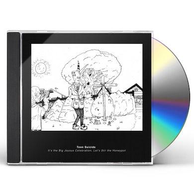 IT'S THE BIG JOYOUS CELEBRATION LET'S STIR THE CD