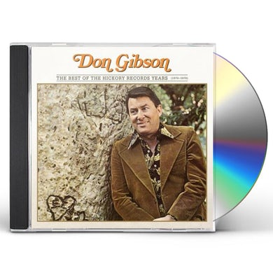 Best of The Hickory Records Years: 1970-1978 CD