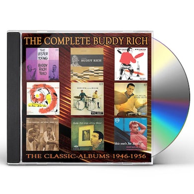 COMPLETE BUDDY RICH: 1946-1956 CD