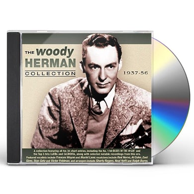 Woody Herman COLLECTION 1937-56 CD