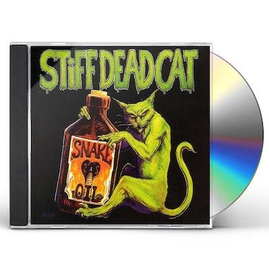Stiff Dead Cat SNAKE OIL CD