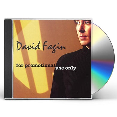 David Fagin FOR PROMOTIONAL USE ONLY CD