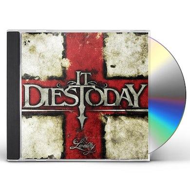 It Dies Today LIVIDITY CD