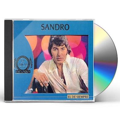 Sandro DE SIEMPRE CD