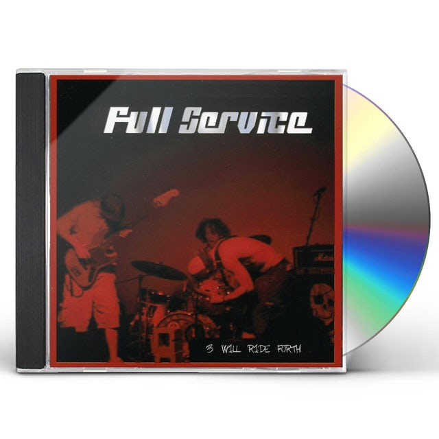 Full Service 3 WILL RIDE FORTH CD