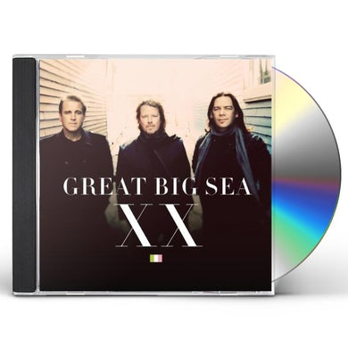 Great Big Sea XX CD
