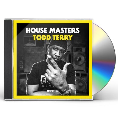 DEFECTED PRESENTS HOUSE MASTERS: TODD TERRY CD