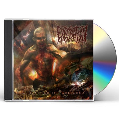 EXECRATION FEAST FOR THE WRETCHED CD