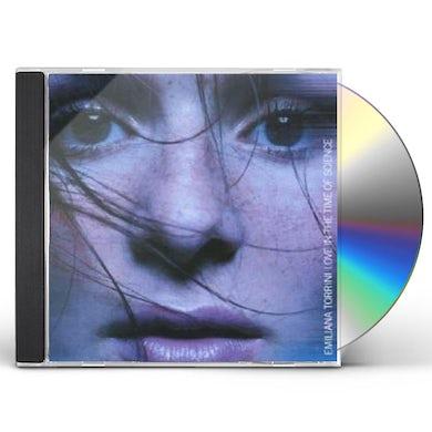 Emiliana Torrini LOVE IN THE TIME OF CD