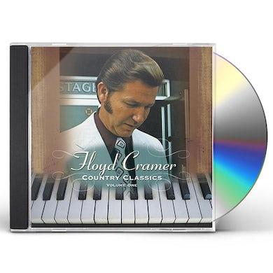 Floyd Cramer COUNTRY CLASSICS 1 CD