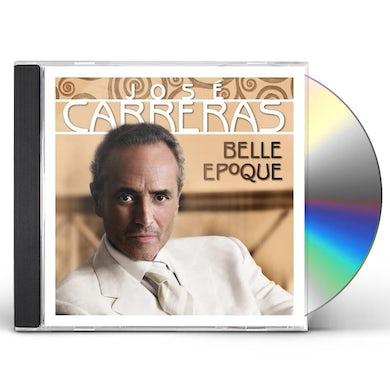 Jose Carreras BELLE EPOQUE CD