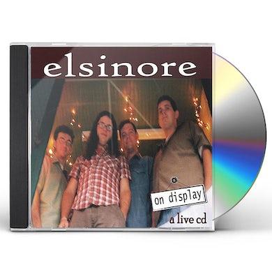 Elsinore ON DISPLAY: ALIVE CD