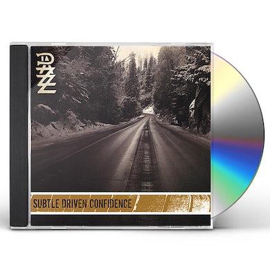 Dazz SUBTLE DRIVEN CONFIDENCE CD