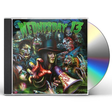Wednesday 13 CALLING ALL CORPSES CD