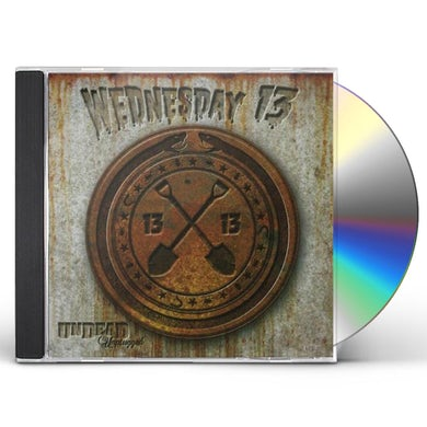 Wednesday 13 UNDEAD UNPLUGGED CD