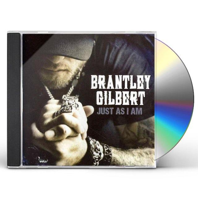 Brantley Gilbert JUST AS I AM CD