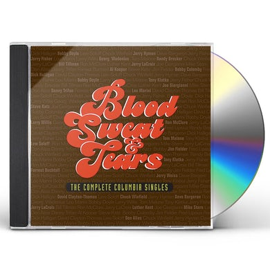 Blood Sweat & Tears COMPLETE COLUMBIA SINGLES CD
