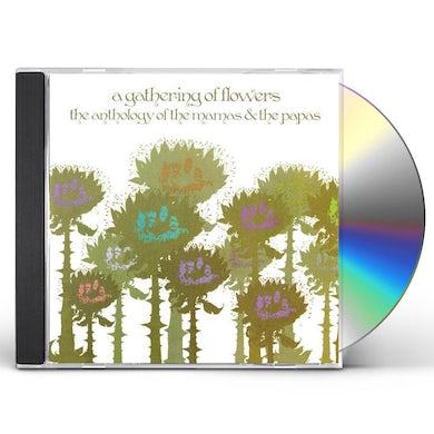 Mamas & Papas GATHERING OF FLOWERS: THE ANTHOLOGY OF THE MAMAS & CD