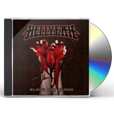 Hellyeah BLOOD FOR BLOOD CD