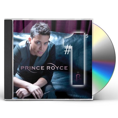 Prince Royce NUMBER 1'S CD