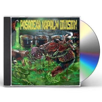PASADENA NAPALM DIVISION CD