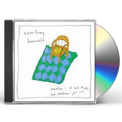Courtney Barnett SOMETIMES I SIT & THINK & SOMETIMES I JUST SIT CD