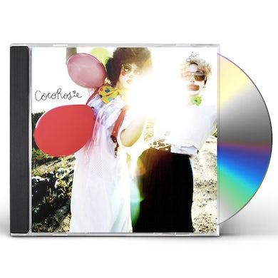 Cocorosie HEARTACHE CITY CD