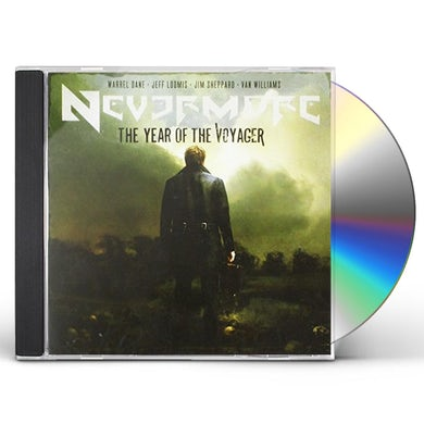 Nevermore YEAR OF THE VOYAGER CD