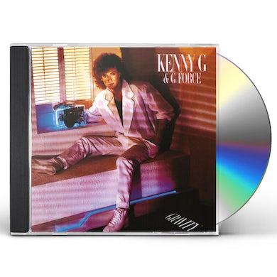 Kenny G GRAVITY CD