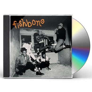 FISHBONE CD