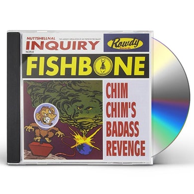 Fishbone CHIM CHIM'S BAD ASS CD