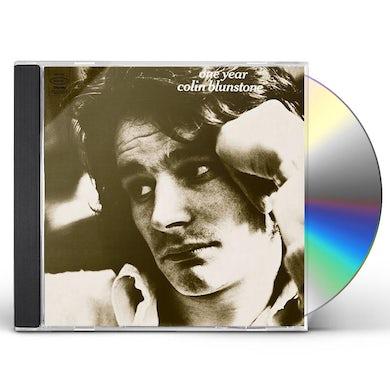 Colin Blunstone ONE YEAR CD
