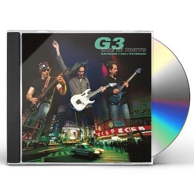 G3 LIVE IN TOKYO CD