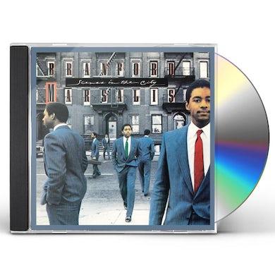 Branford Marsalis SCENES IN THE CITY CD