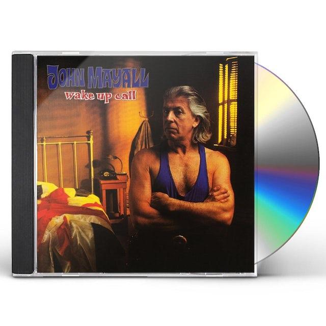 John Mayall WAKE UP CALL CD