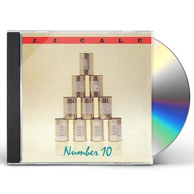 J.J. Cale NUMBER 10 CD