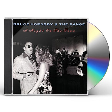 Bruce Hornsby 153660 NIGHT ON THE TOWN CD