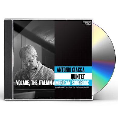 Antonio Ciacca VOLARE: THE ITALIAN-AMERICAN SONGBOOK CD